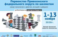 Первенства ПФО по классическим, быстрым шахматам